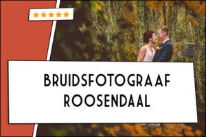 bruidsfotograaf in roosendaal