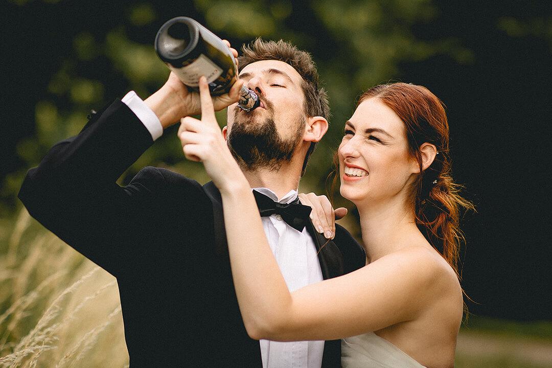 Bruidsfotografie Nederland, Betaalbare bruidsfotografie met humor
