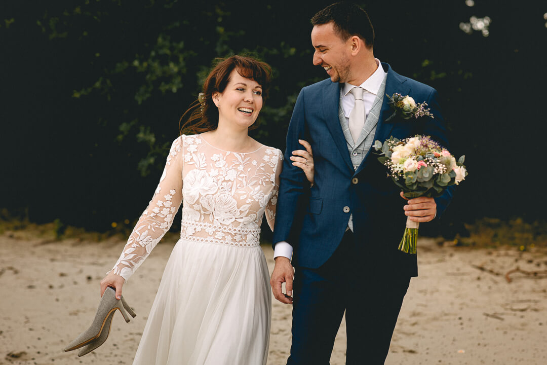 fotograaf zeeland bruidsreportage
