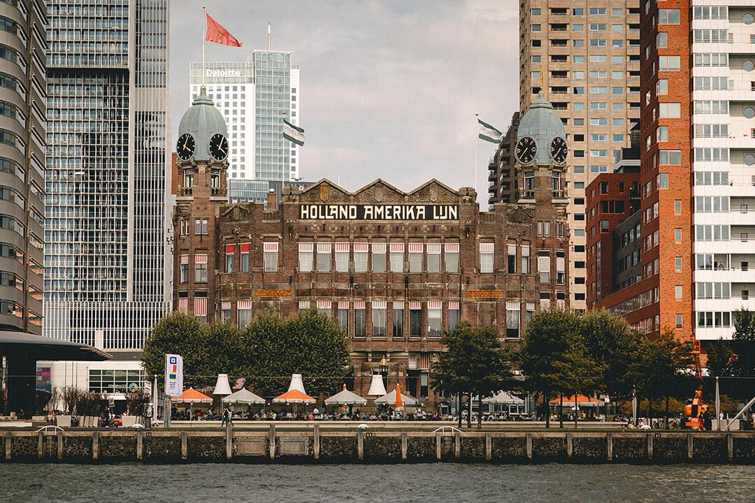 trouwlocatie rotterdam hotel new york